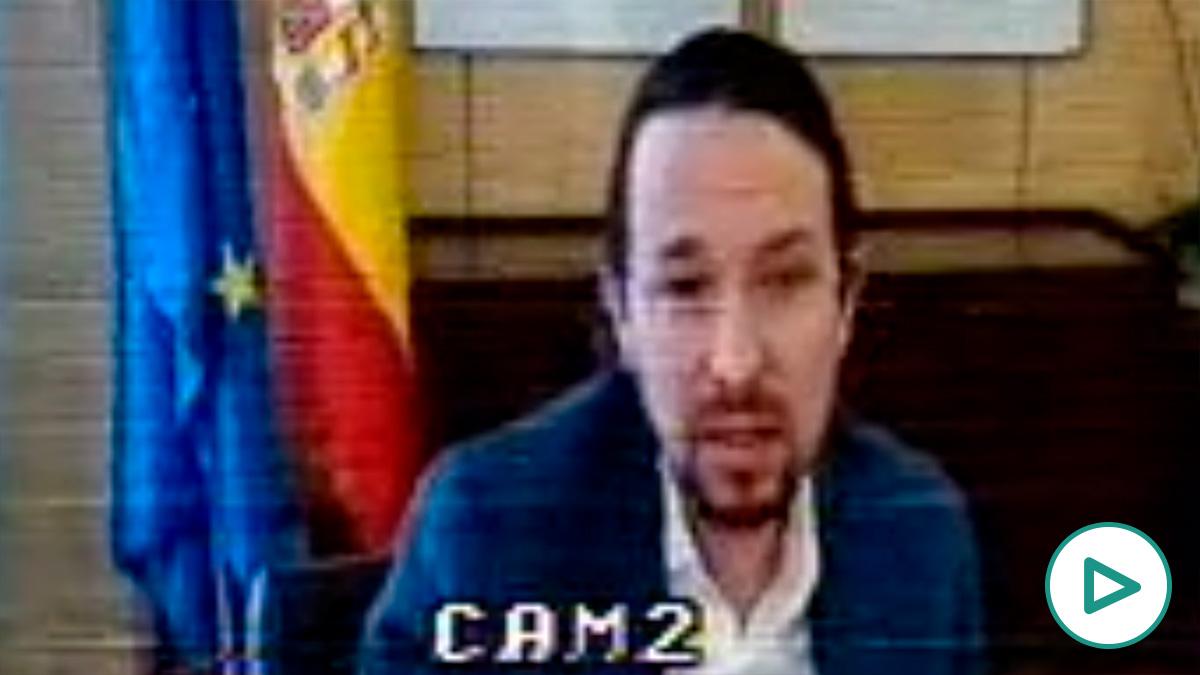 Pablo Iglesias ante el juez