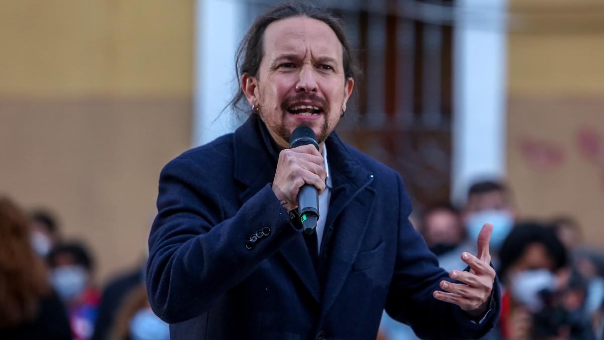Pablo Iglesias, ya ex líder de Podemos.