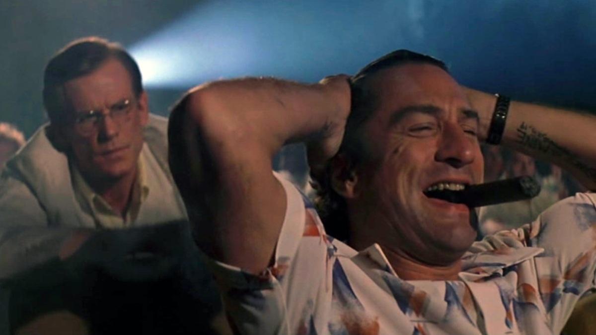 Robert de Niro en 'El cabo del miedo'