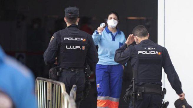 Policías Cataluña