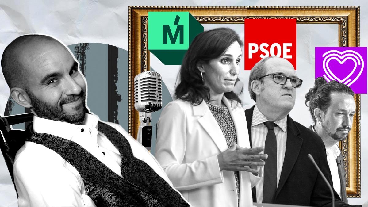 Podemos, Más Madrid y PSOE, los únicos partidos que rechazan una entrevista benéfica contra la ELA