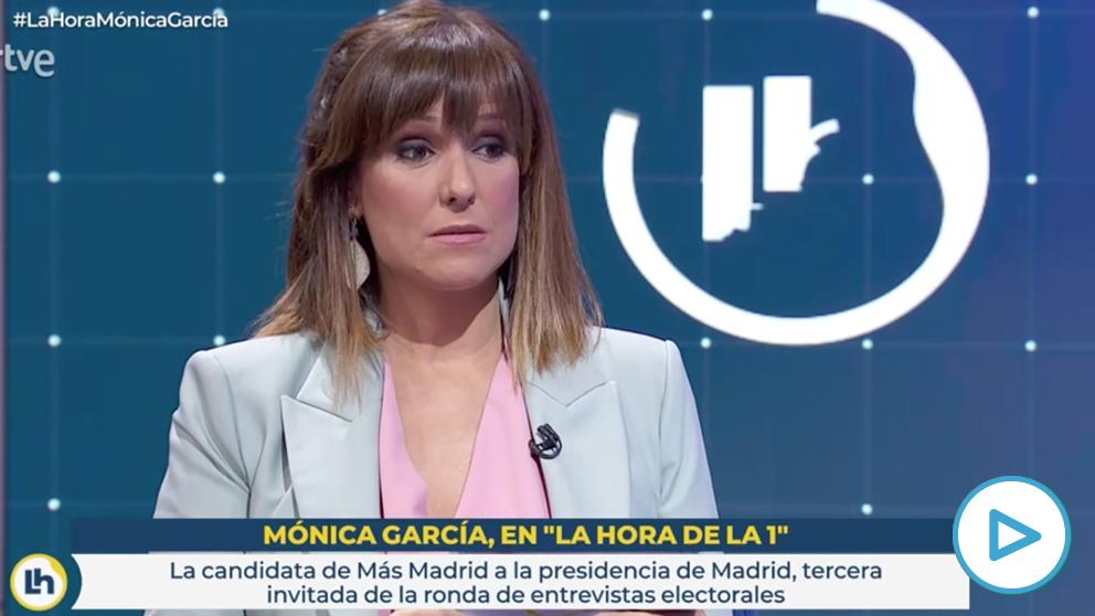 Una presentadora de TVE se quita la careta en directo: «No entiendo por qué los madrileños votan a Isabel Díaz Ayuso». (Vídeo: TVE)