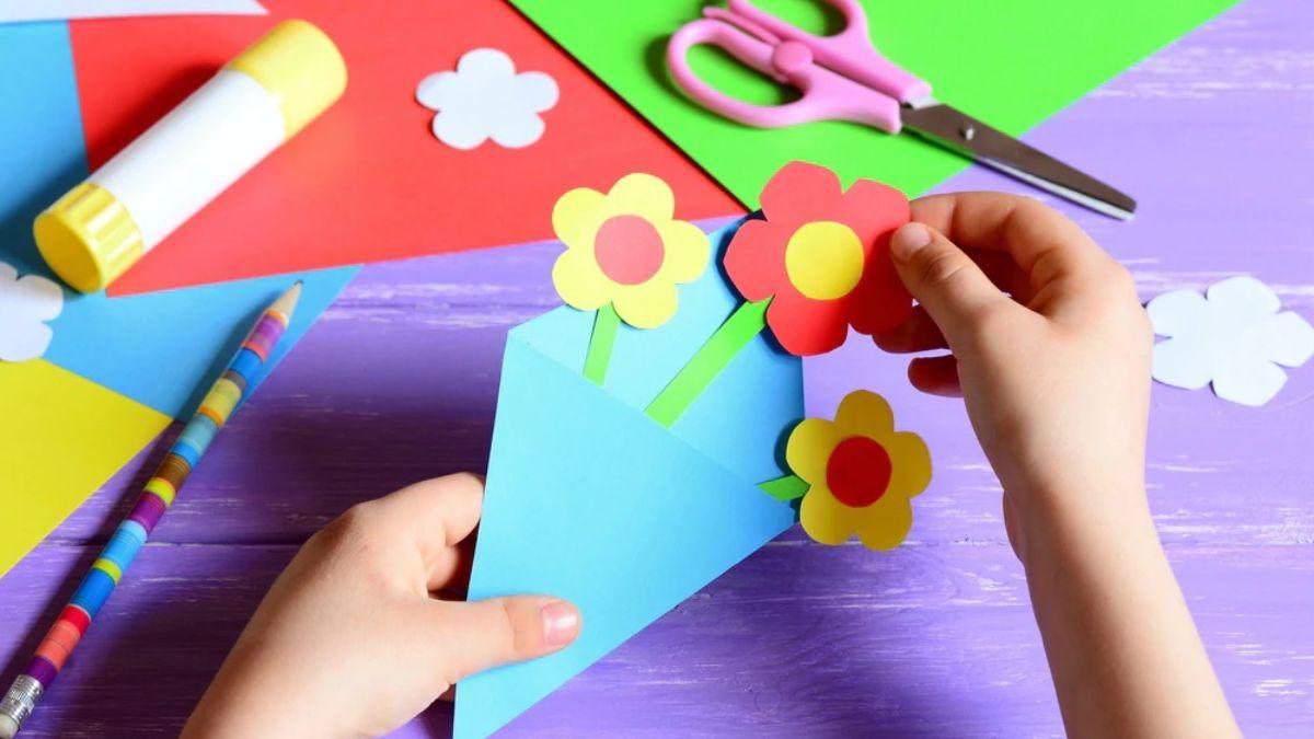 Cómo podemos hacer tarjetas para felicitar el Día de la Madre