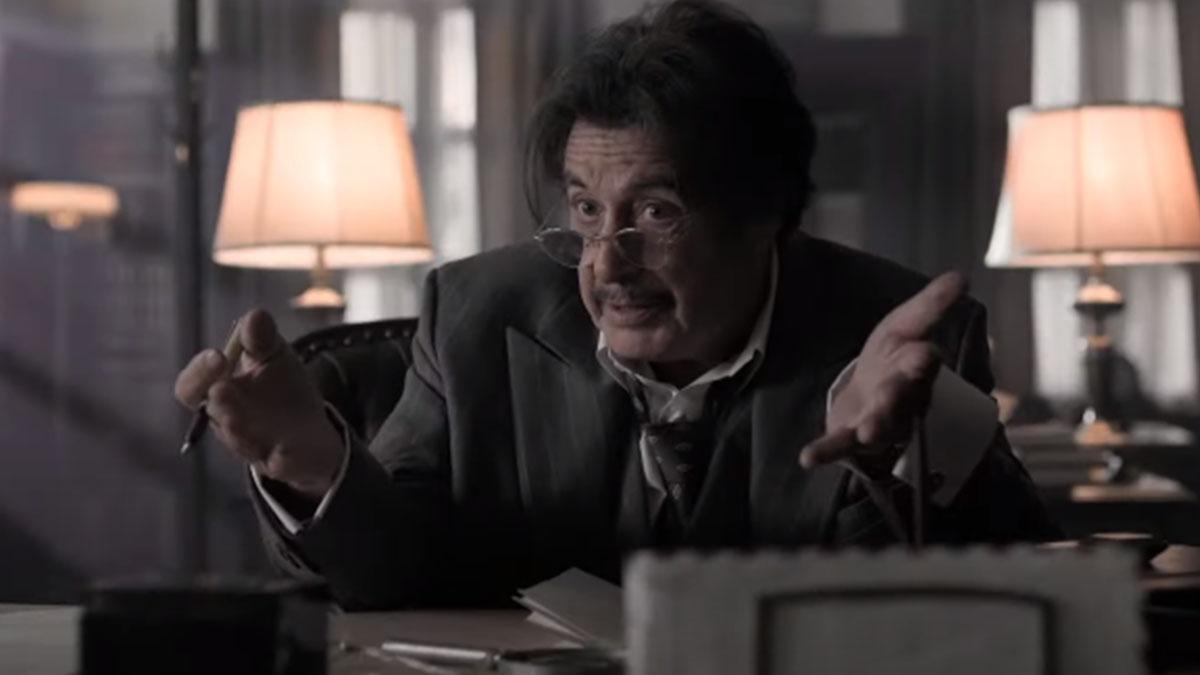 Al Pacino en American Traitor: The Trial of Axis Sally (Vertical Entertainment)