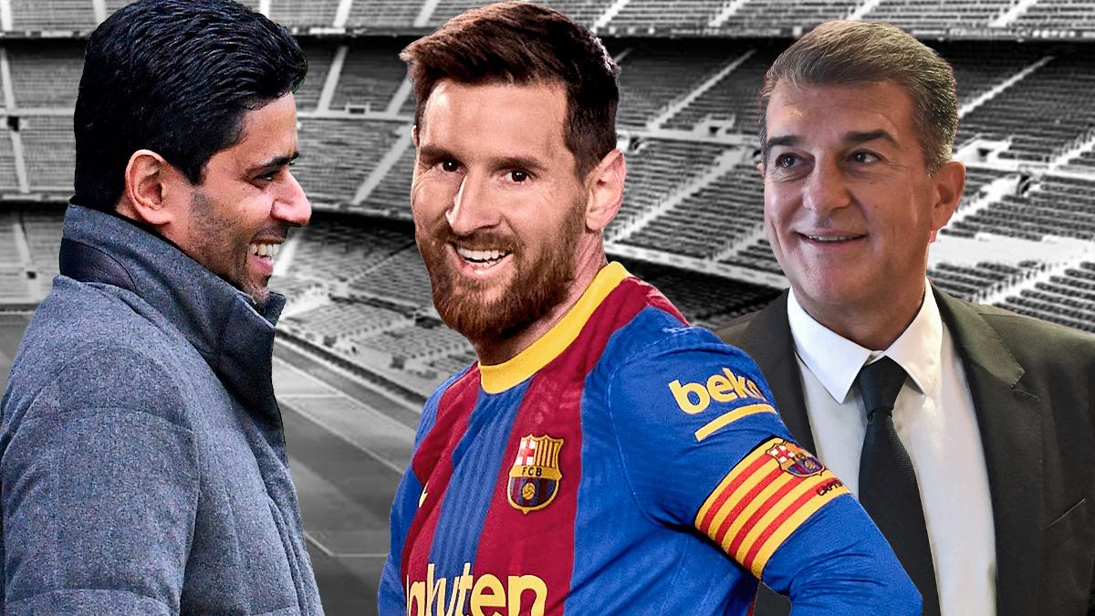 El Barcelona está convencido de que Messi se queda.