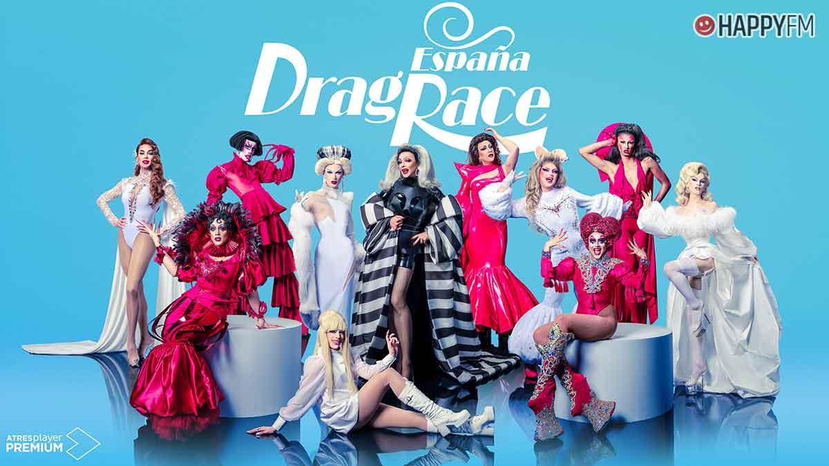 LIsta de concursantes confirmadas de Drag Race España