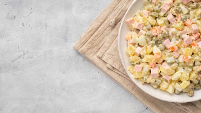 5 recetas de ensaladilla rusa alternativas a la original