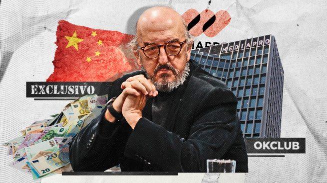 Informe confidencial OKCLUB: El régimen comunista chino entra en los medios de la mano de Roures