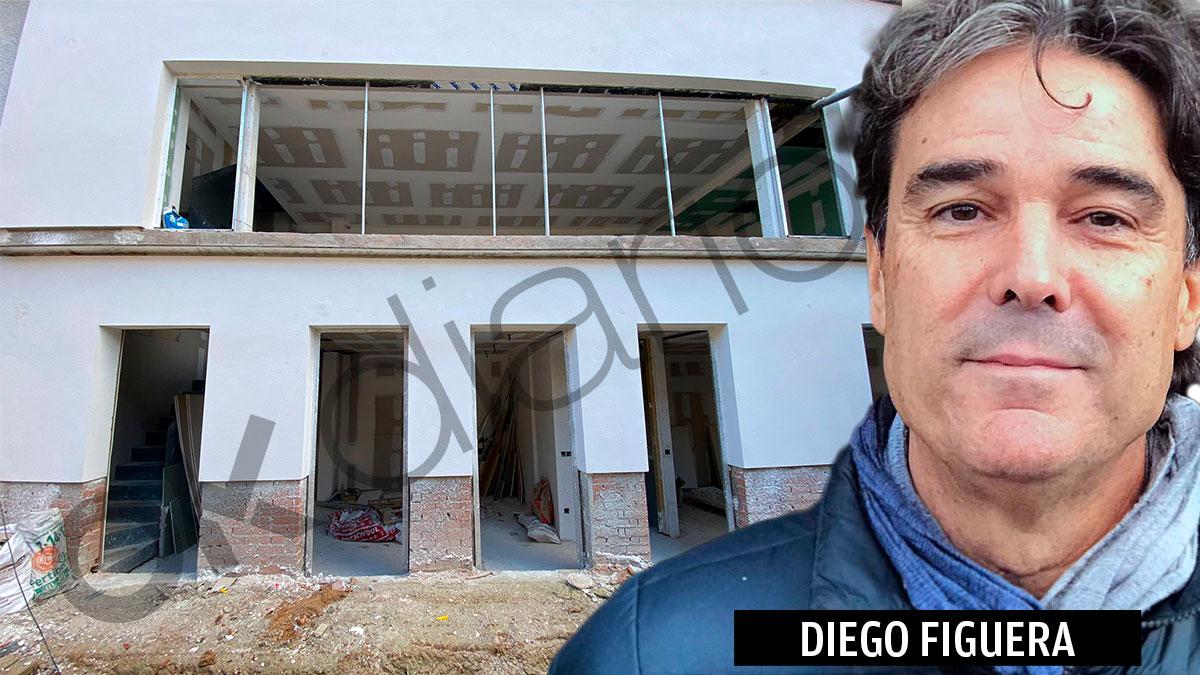Diego Figuera, diputado autonómico de Más Madrid.