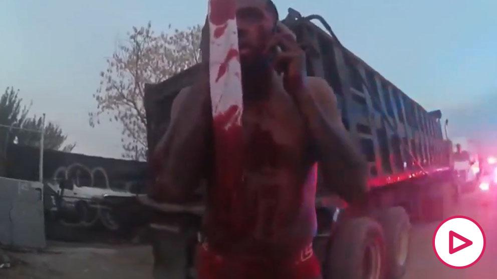 Una estrella NBA recibe una paliza y aparece lleno de sangre a las afueras de un club
