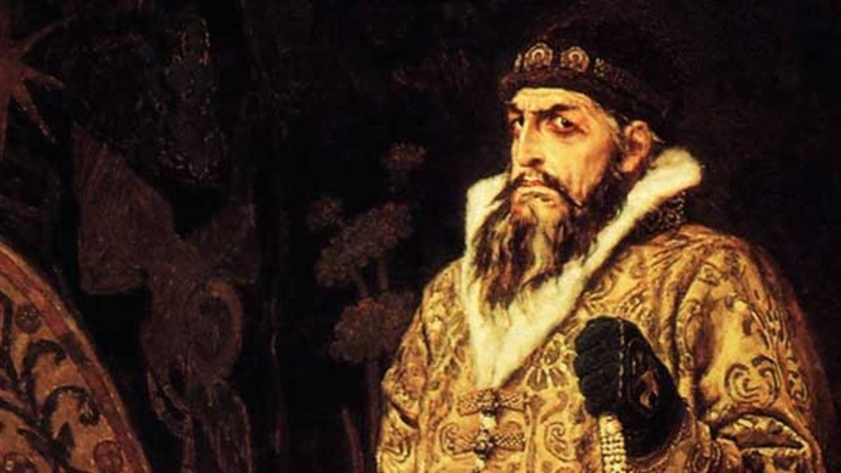 El temido zar Iván el Terrible