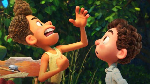 Luca (Pixar y Disney)