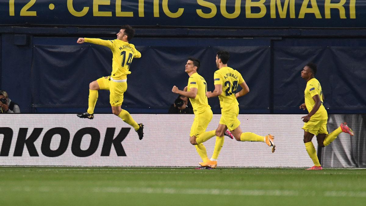 Villarreal – Arsenal: semifinal de la Europa League, en directo