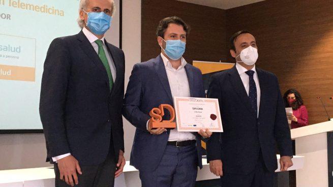 """El programa """"E-Res Salud"""" reconocido en la categoría de Telemedicina de los Premios SaluDigital"""