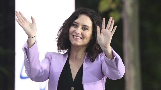 Isabel Díaz Ayuso Iglesias
