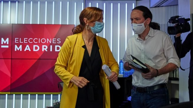 Pablo Iglesias diputado Podemos diputado periodistas