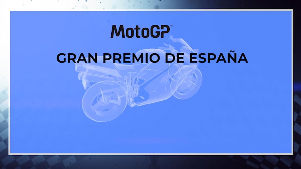 Horario del Gran Premio de España de MotoGP.