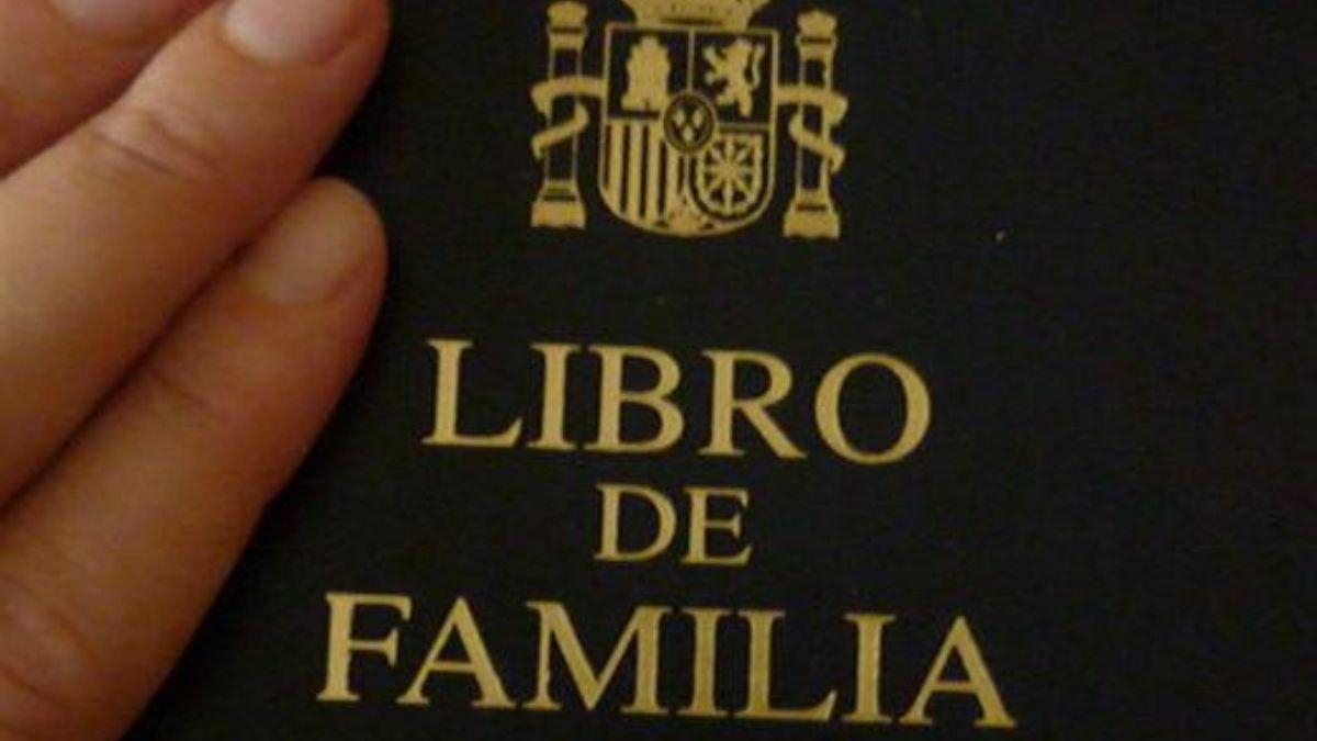 Qué hay que hacer para solicitar el nuevo Libro de Familia