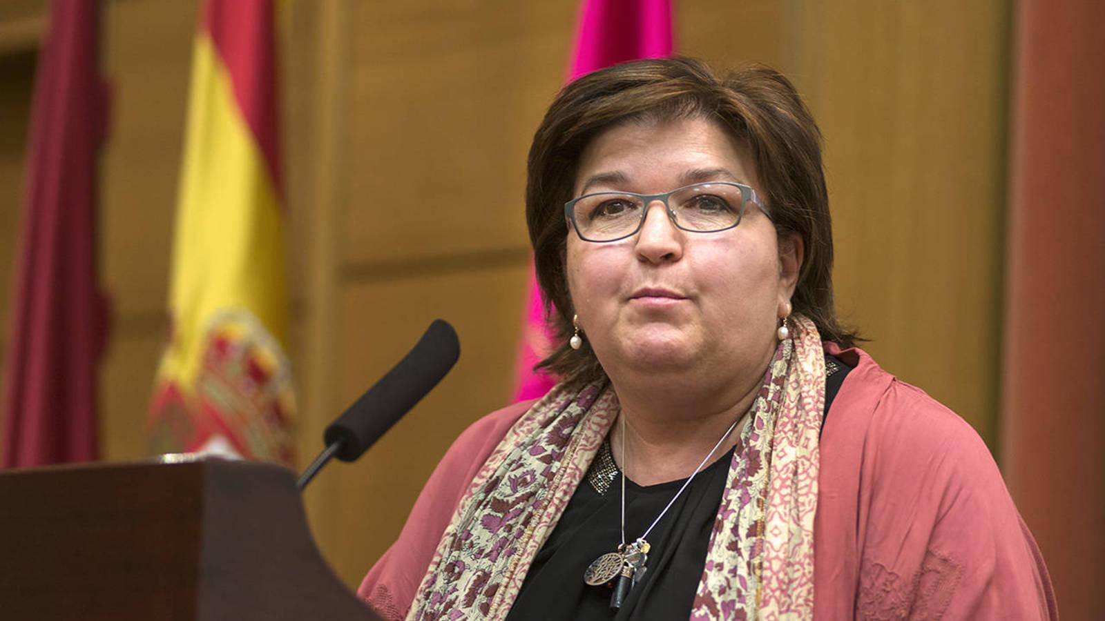 Esther del Campo, decana de la Facultad de Ciencias Políticas y Sociología de la Complutense. (Foto: UCM)
