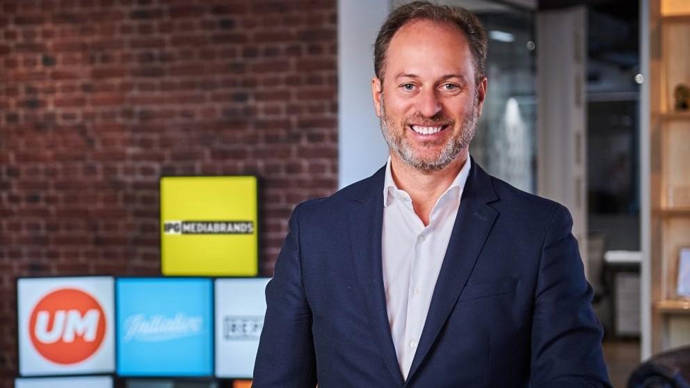 David Colomer, CEO de IPG Mediabrands.