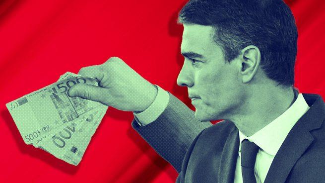 Sánchez ya tiene comprometidos 288.425 millones de € de gasto público para los próximos 45 años