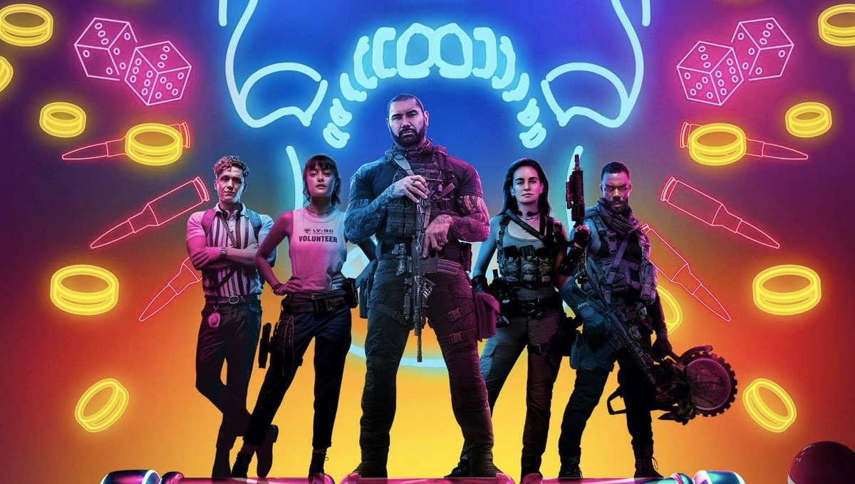 Ejército de los muertos (Netflix)