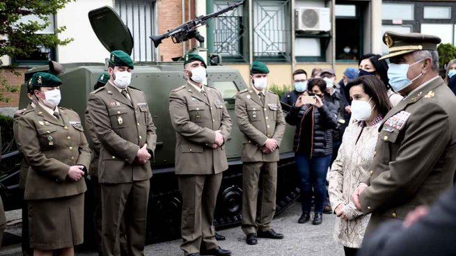 Defensa afirma que la vacuna de AstraZeneca provocó la muerte de un militar en Navarra