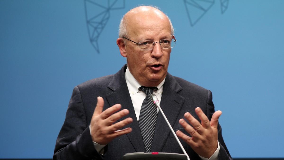 Augusto Santos Silva, ministro de Exteriores de Portugal.