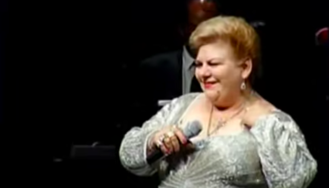 Paquita la del Barrio, cantante de 'Rata de dos patas'