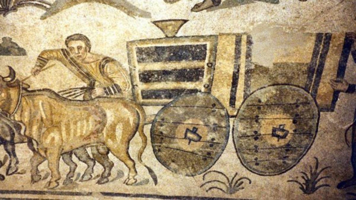 Inventos de la Edad Antigua