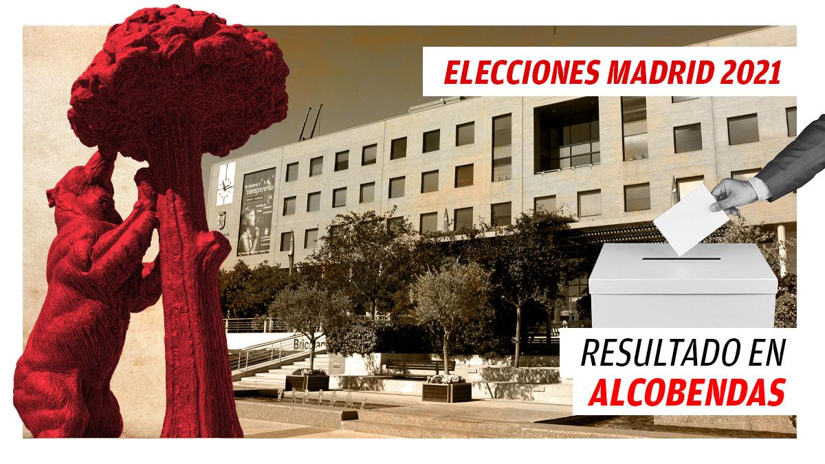 Elecciones a la Comunidad de Madrid: resultados en Alcobendas