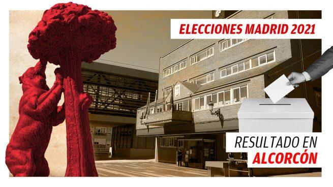 Resultados de las elecciones a la Comunidad de Madrid en Alcorcón