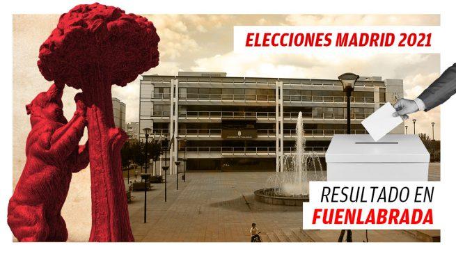 Resultados de las elecciones a la Comunidad de Madrid en Fuenlabrada