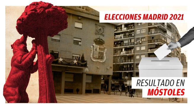 Resultados de las elecciones a la Comunidad de Madrid en Móstoles