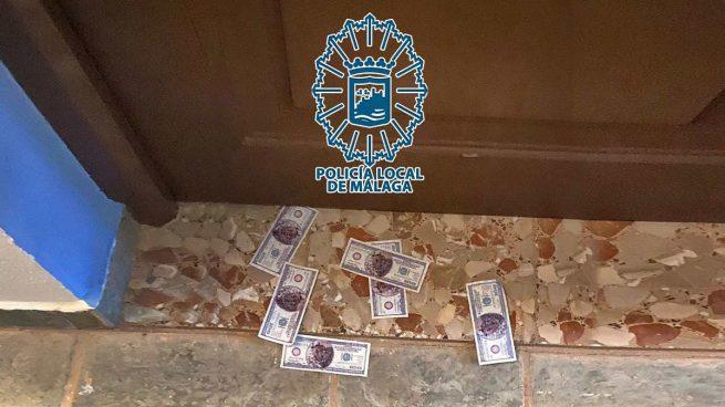 Detenidos por celebrar una fiesta ilegal y mandar a los agentes a por churros y alcohol con dinero falso