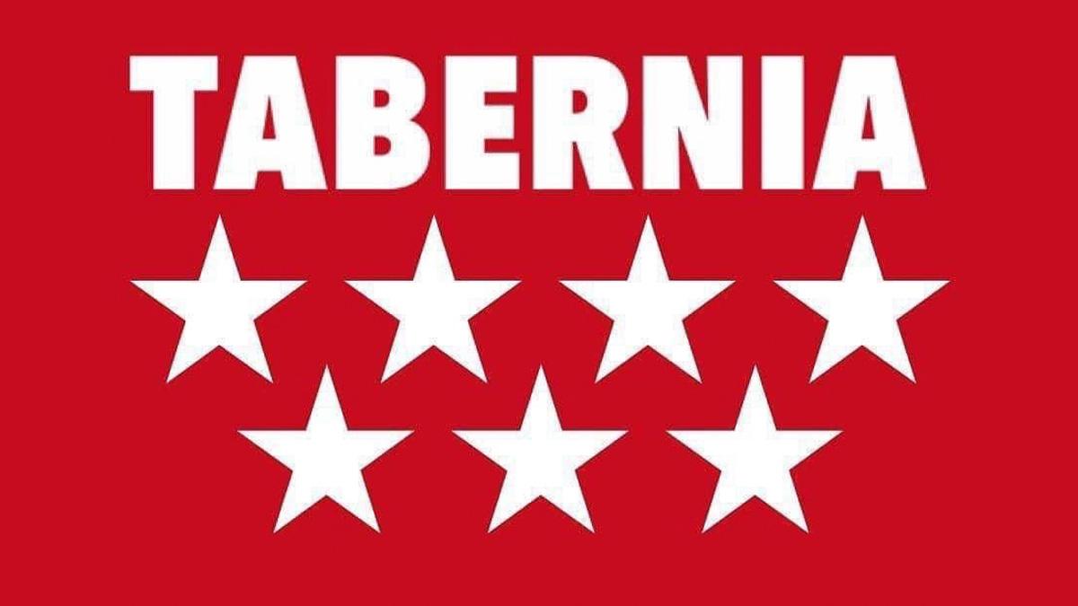 Bandera de Tabernia.