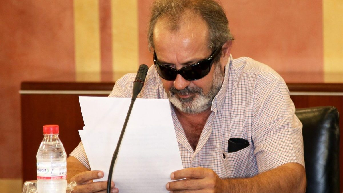 Juan Lanzas, exsindicalista de UGT (Europa Press).