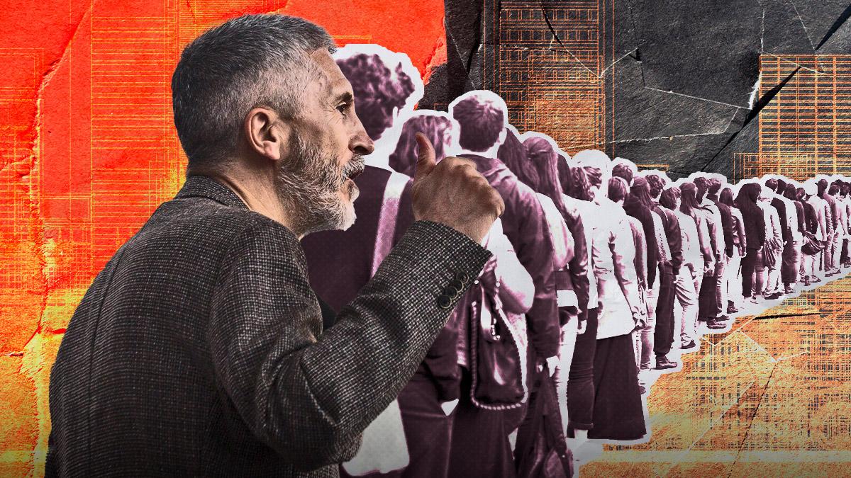 Los funcionarios de prisiones denuncian que Interior les está negando permisos para por ir a votar.