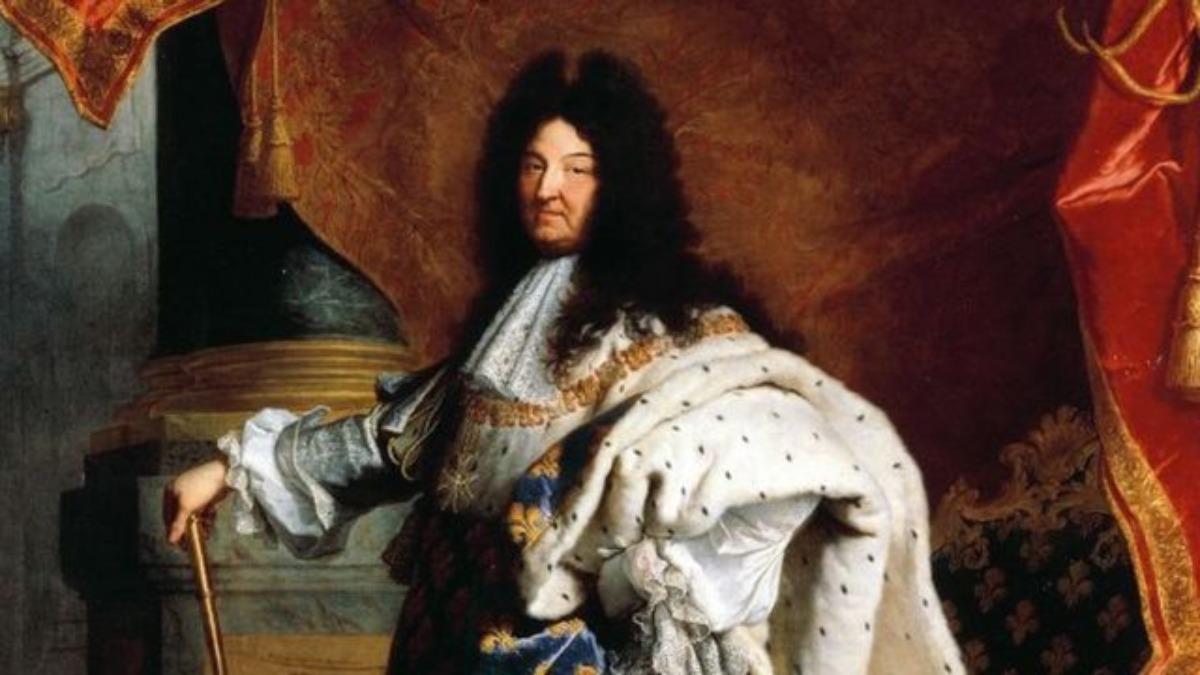 Luis XIV de Francia, 'rey Sol'