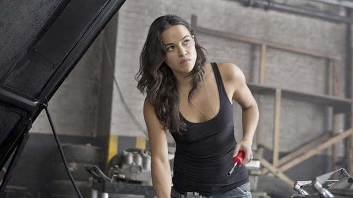 Michelle Rodríguez en la saga Fast and Furious (Universal Pictures)