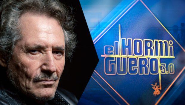 Miguel Ríos regresa a la música con visita a 'El hormiguero' este jueves