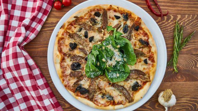Las 5 mejores pizzas vegetarianas de la historia, deliciosas y fáciles de preparar
