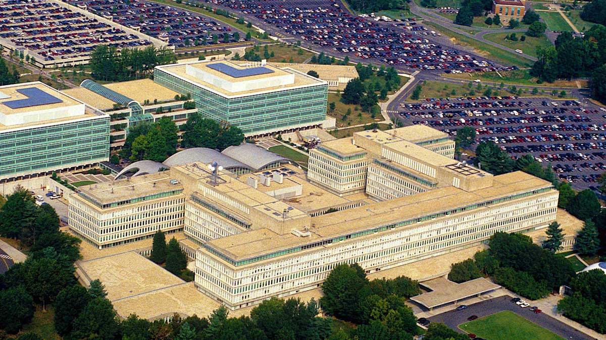 La sede de la CIA en Langley (Pensilvania). Foto: EP