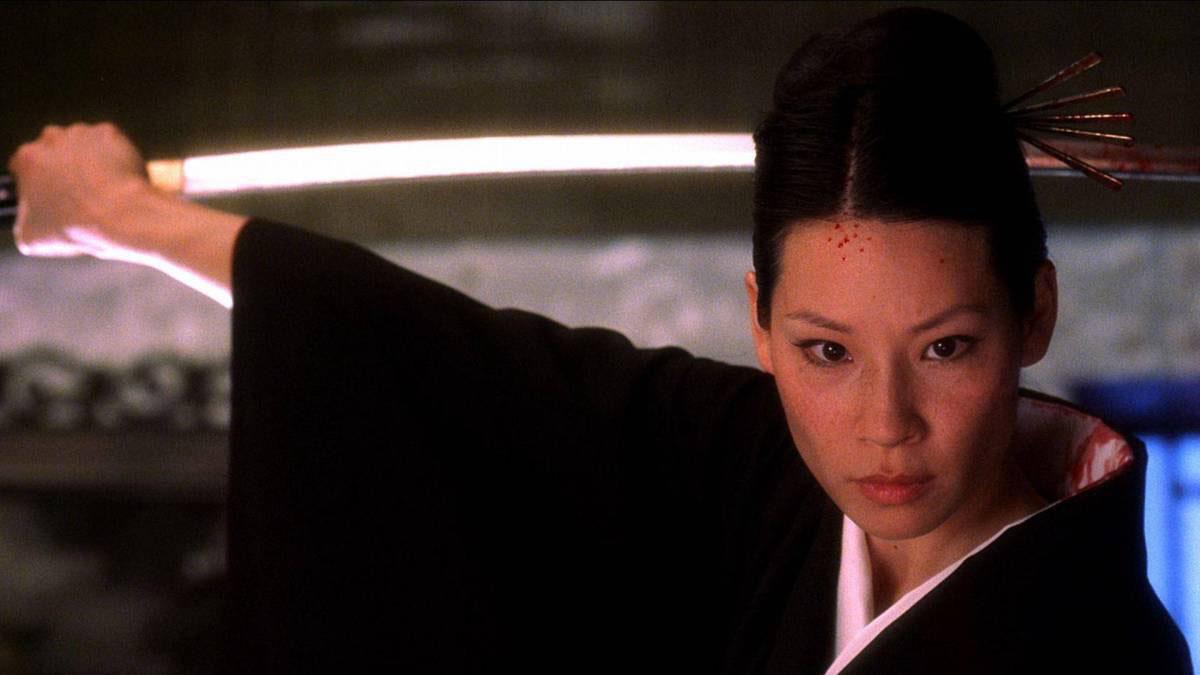 Lucy Liu es  o Ren Ishii en «Kill bill: Volumen 1» (Miramax)