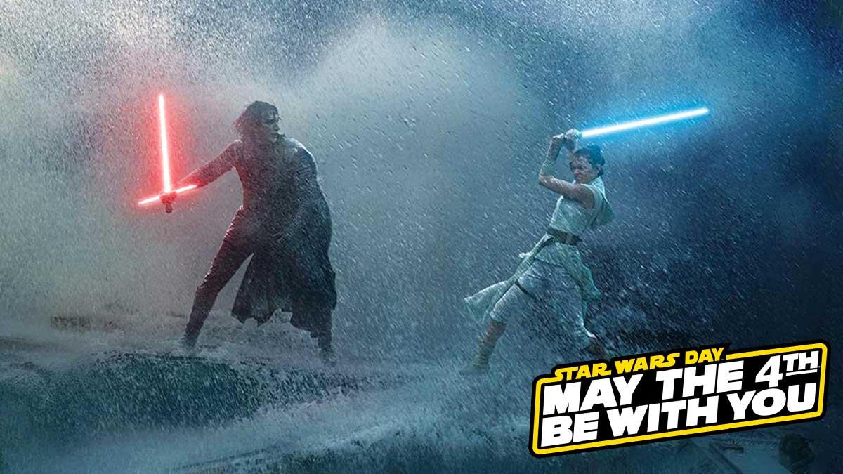 Star Wars: La ascensión de Skywalker (Disney)
