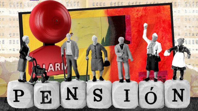 El Gobierno vende a Bruselas dos propuestas contradictorias sobre la subida de las pensiones
