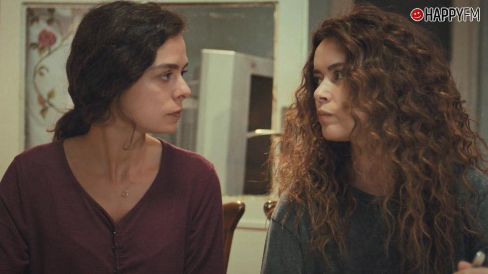 Bahar y Sirin en 'Mujer'