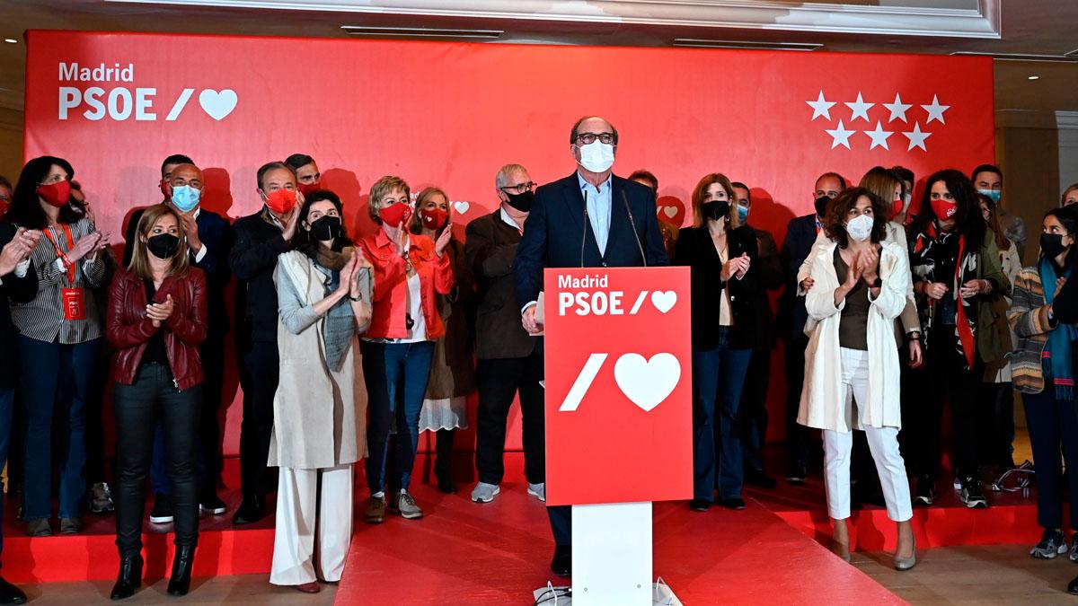 Ángel Gabilondo tras el batacazo electoral del 4M (Foto: EFE)