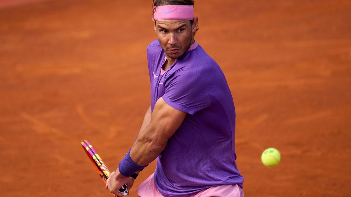 Rafa Nadal – Carlos Alcaraz: partido del Mutua Madrid Open en directo