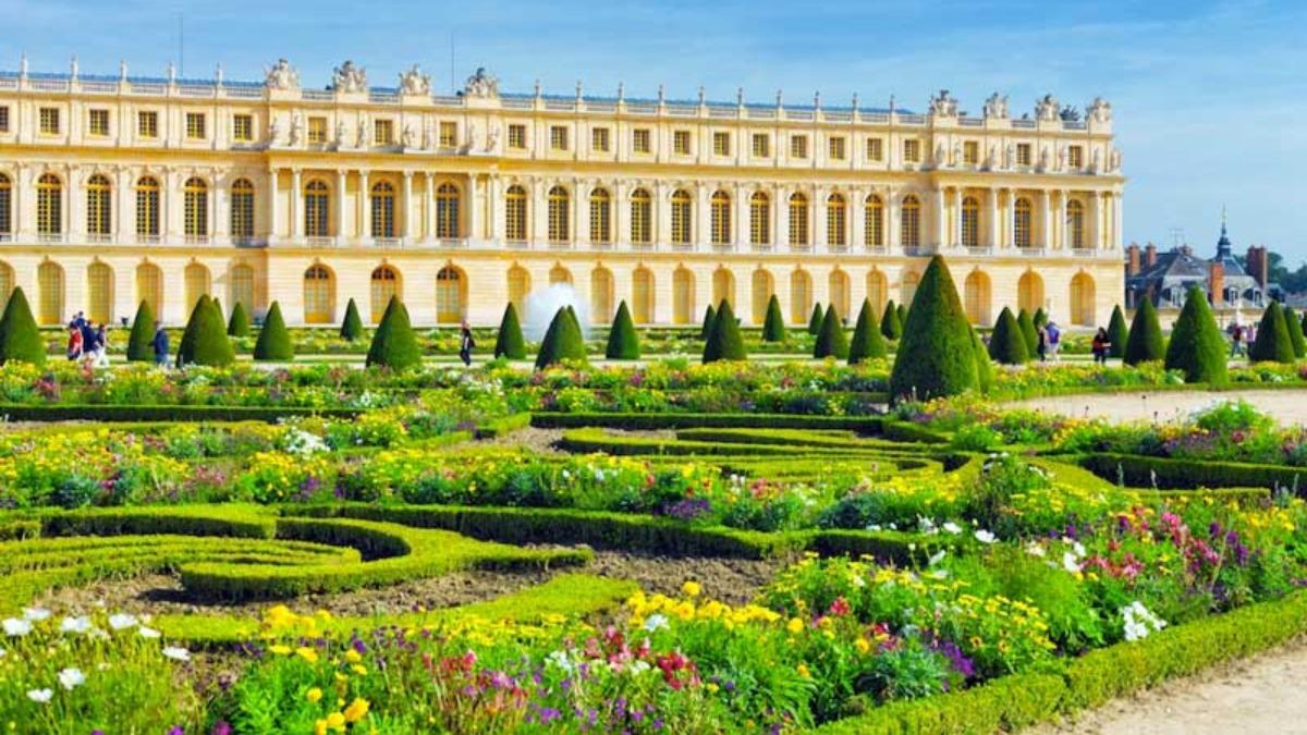 Palacio de Vaersalles en París